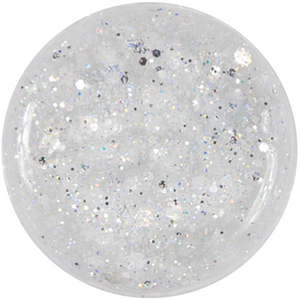 Fuzion Sparklez Gel - Cracked Ice UV/LED (23687725062)