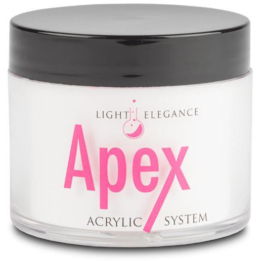 Light Elegance Apex Acrylic - Clear Powder (5870949574)