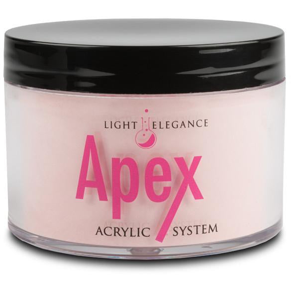 Light Elegance Apex Acrylic - Cover Pink Powder