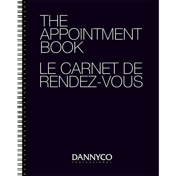 Dannyco - Appointment Book 4 Column