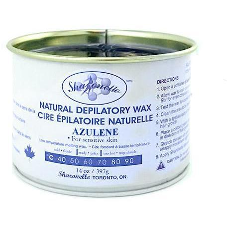 Sharonelle Soft Wax - Azulene