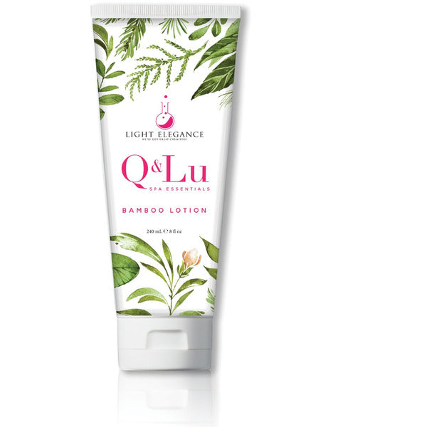 Light Elegance Q&LU - Bamboo Lotion