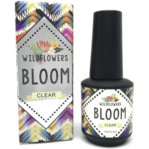 Wildflowers - Bloom Gel Clear