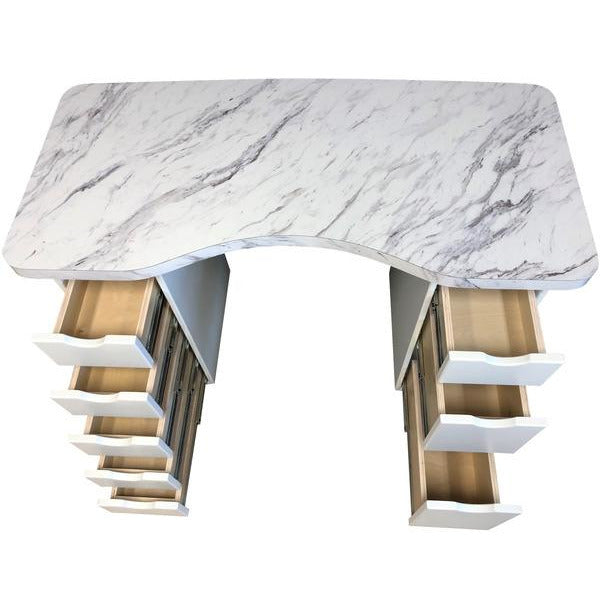 Can-West Custom Made Professional Nail Desk