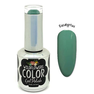 Wildflowers Gel Polish - Eucalyptus