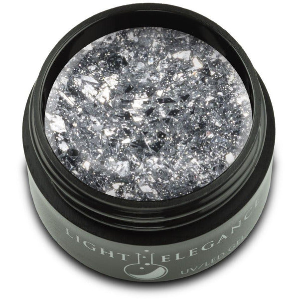 Light Elegance Glitter Gel - Expensive UV/LED - Winter 2020 **NEW ITEM**