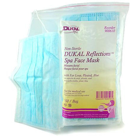 DUKAL Reflections - Spa Face Mask