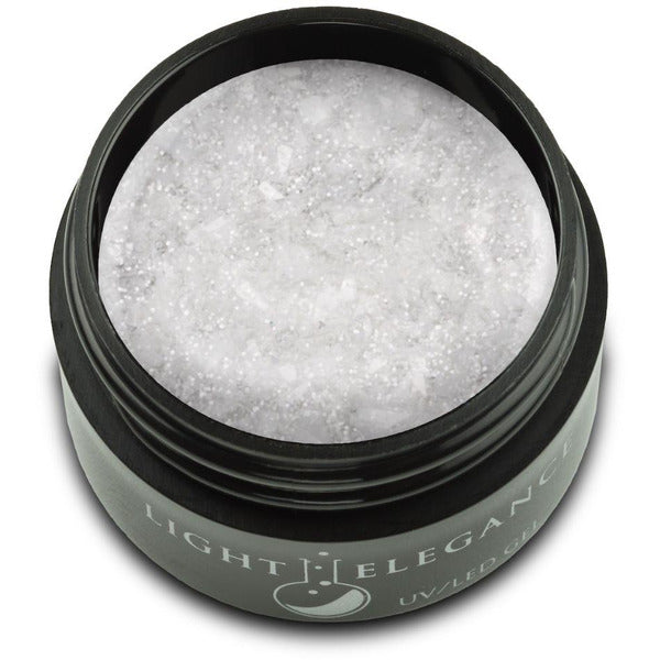 Light Elegance Glitter Gel - Iced Up UV/LED - Winter 2020 **NEW ITEM**