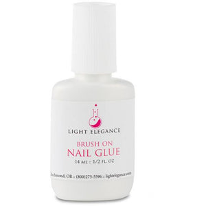Light Elegance Brush on Nail Glue (4229757318)