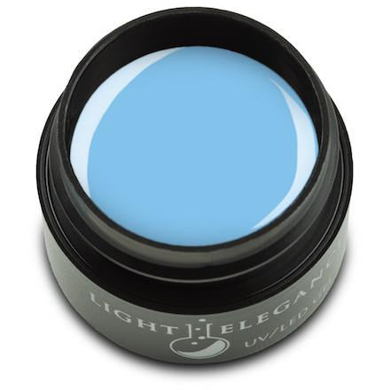 Light Elegance Pastel Gel Paint - Blue - LED/UV Cure (4216110022)