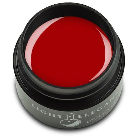 Light Elegance Primary Gel Paint - Red - LED/UV Cure (10312792134)