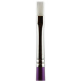 Can-West #5 Purple Gel Brush (4555359622)