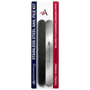 Americanails Stainless Steel Nail File Kit