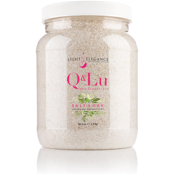 Light Elegance Q&LU - Salt Soak