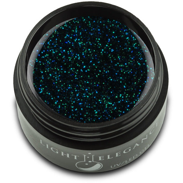 Light Elegance Glitter Gel  - Snake Charmer UV/LED