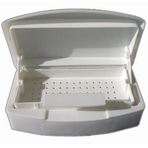 Nouveau Nail - Sterilizer Tray with Draining Basket