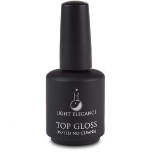 Light Elegance Gel - Top Gloss (4202675910)