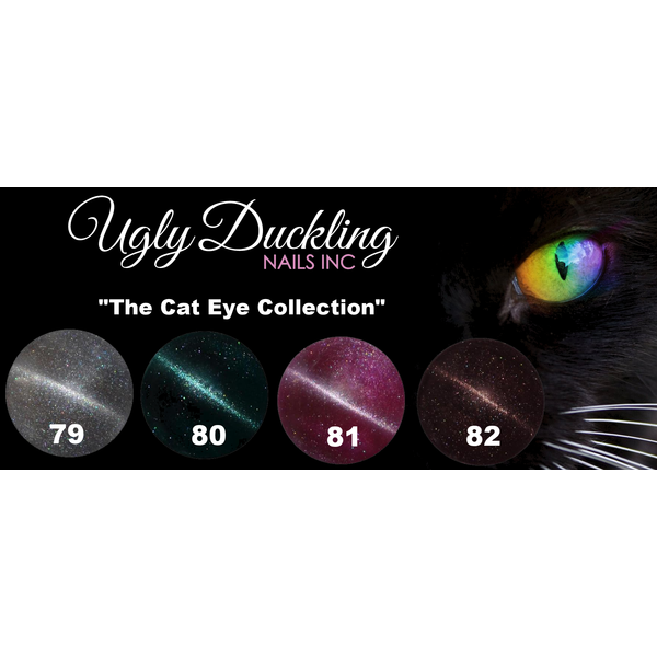 Ugly Duckling Gel Polish Cat's Eye Magnet