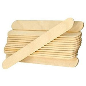 Can-West Waxing Spatulas 500pk Large