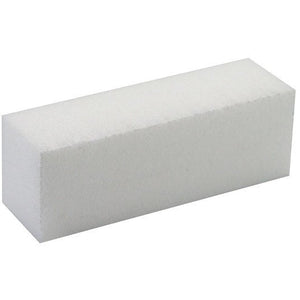 White Buffer Block - Coarse 80/150 (4533597254)