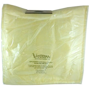Medicool Nail Desk ManiVac System Replacment Vacuum Bags (Large Yellow) (4600578374)