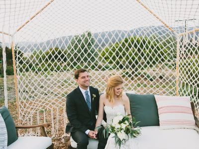 macrame at your wedding