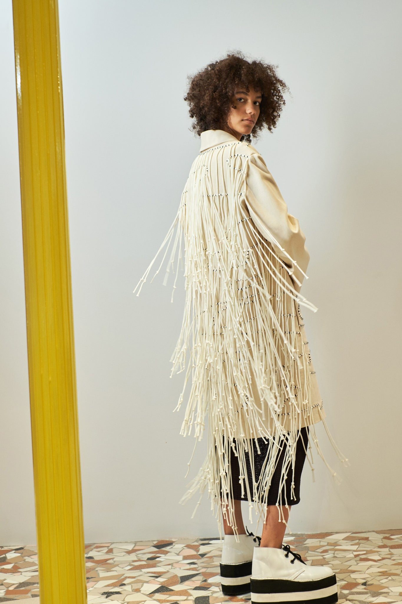 Macrame in Fashion revealed by Modern Macrame