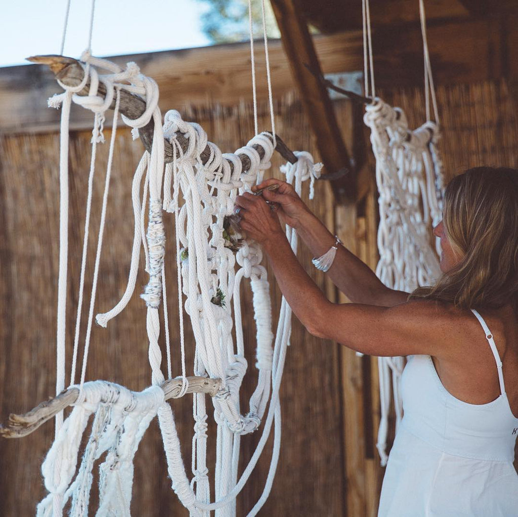 How Macrame Came To Be- Modern Macrame