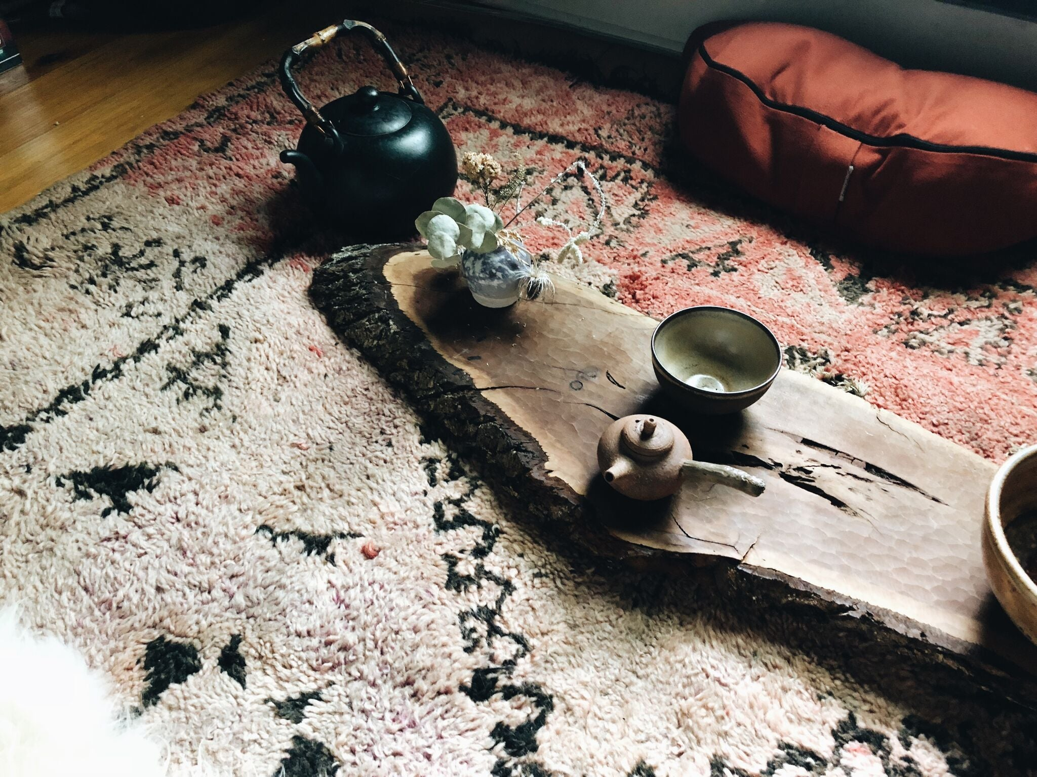 Tea ceremony with Nat Kelley