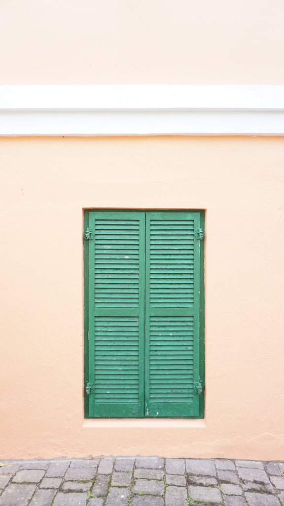 Bermuda Doorways