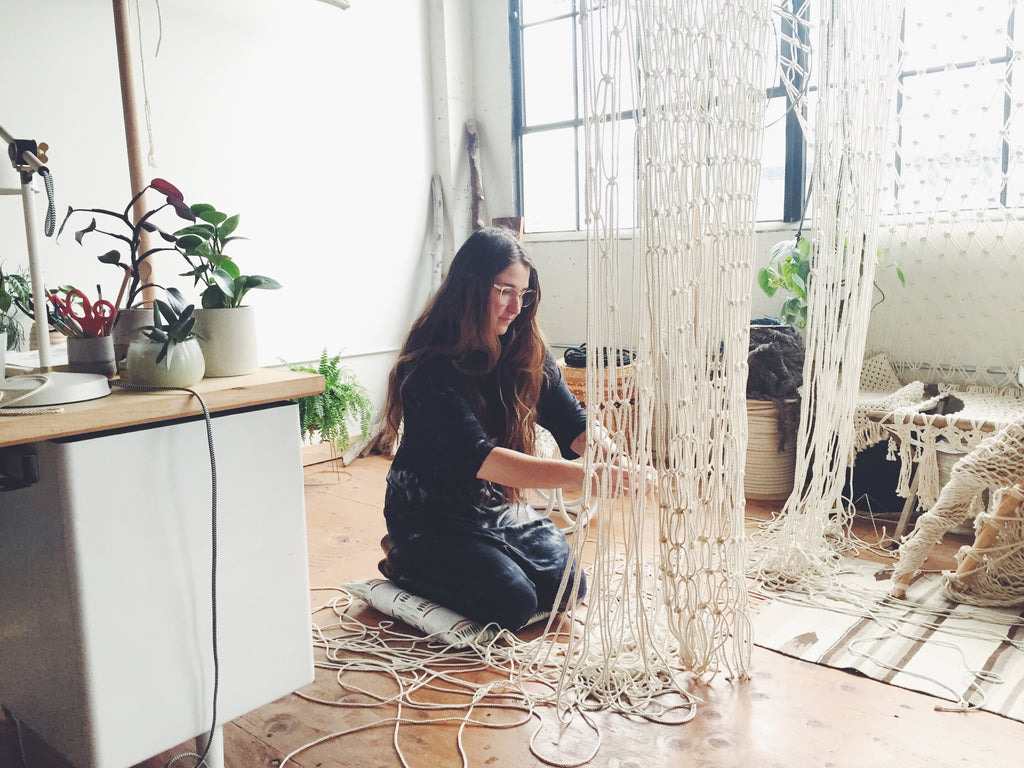 5 Tips For Macrame Beginners- Modern Macrame