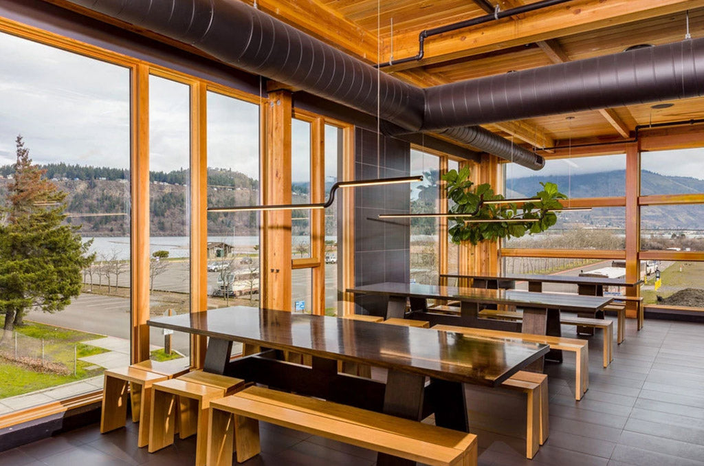 Ferment Brewery in Hood River