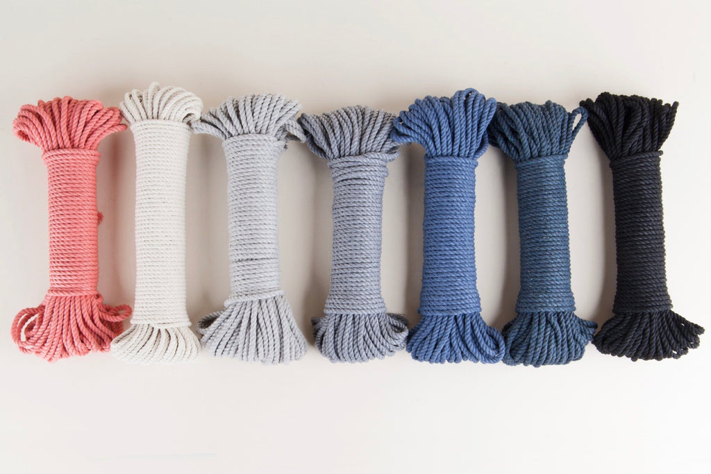 Modern Macrame How To Choose The Right Fiber
