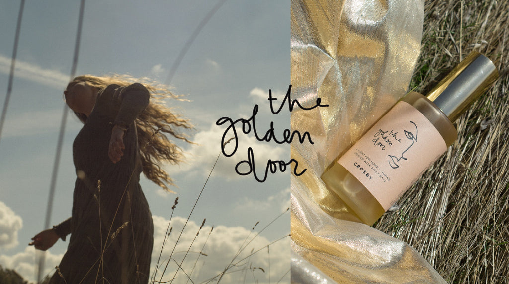 Golden door perfume by Crosby and Emily Katz