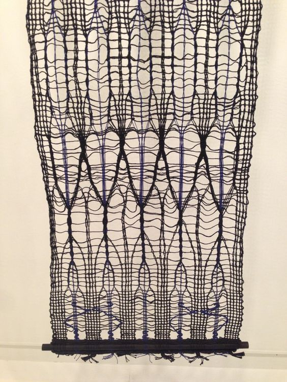 Featured Artist: Lenore Tawney on the Modern Macramé Blog