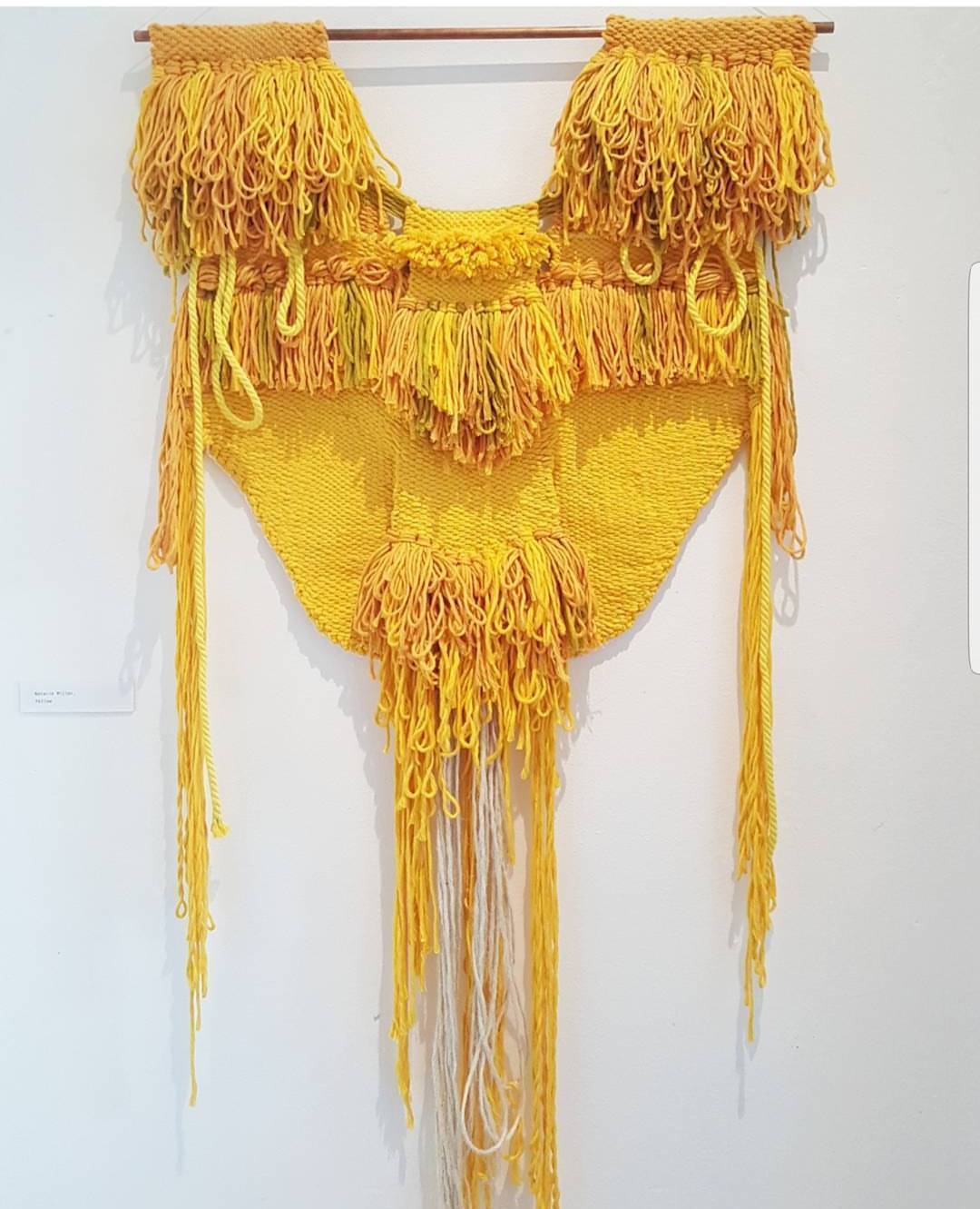 Featured Fiber Artist: Natalie Miller on Modern Macramé