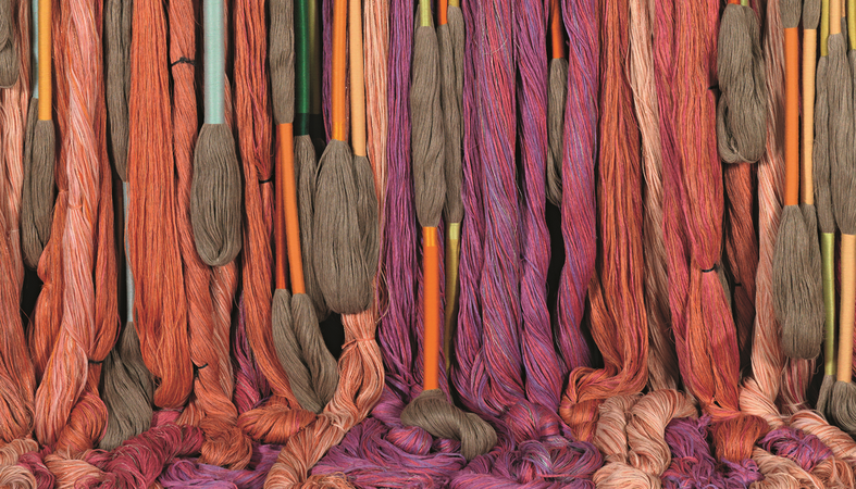 Sheila Hicks Fiber Artist Feature on Modern Macrame