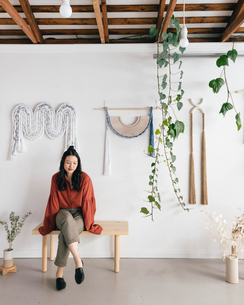 Cindy Hsu Zell Studio - Artist Feature