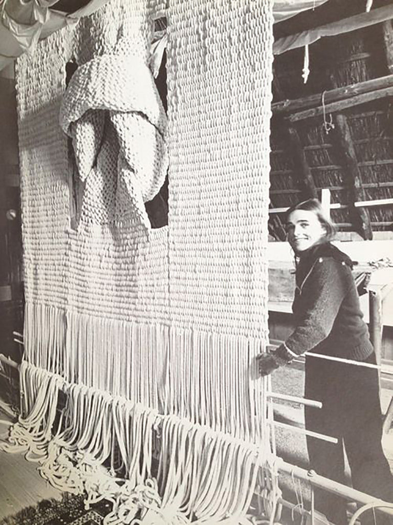 Sheila Hicks Modern Macrame Featured Artists Blog