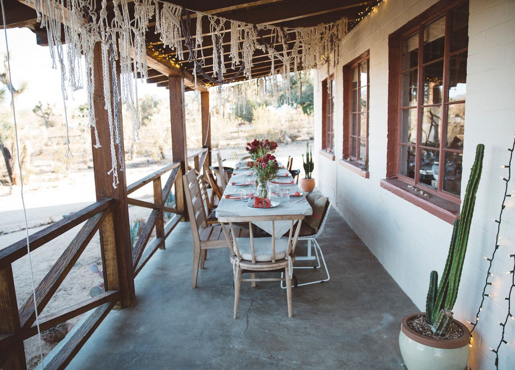 macrame retreat joshua tree