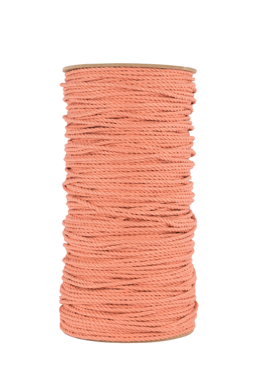 FINAL SALE - 5mm Cotton Rope 1000 ft