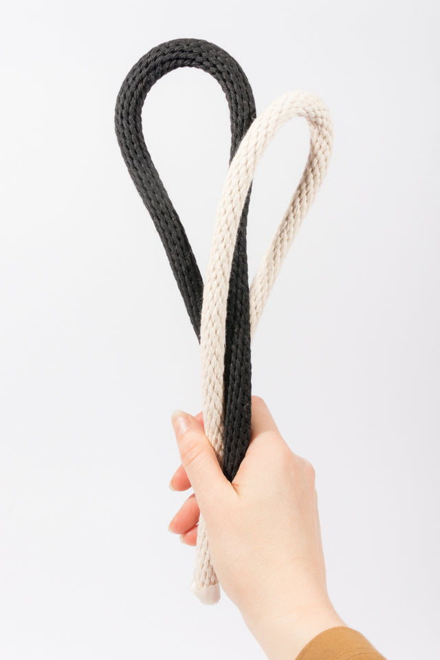 12mm Braided Cotton Rope