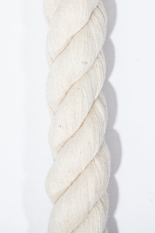 30mm Cotton Rope 3 ply twisted