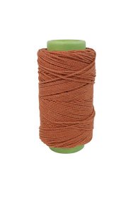 3MM COTTON ROPE 500' SPOOLS