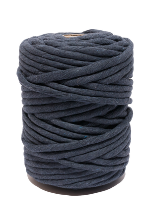 indigo string for macrame