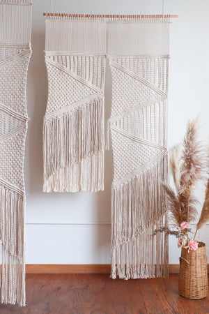 DIY Macramé Wall Hanging pattern