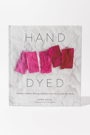 Hand Dyed by Anna Joyce