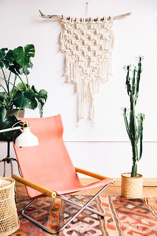 Beautiful Modern Macrame Wall Hanging Pattern Tutorial