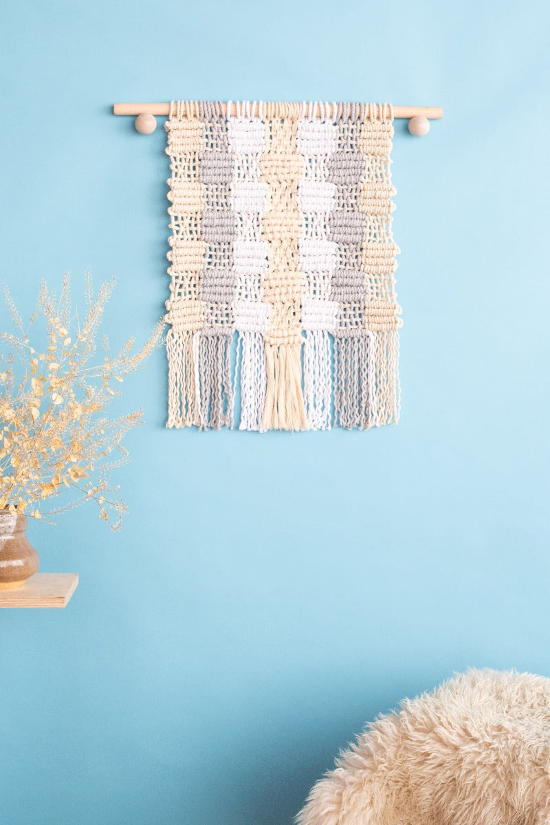 Enter our Raffle to Win the Hygge Wall Hanging or Craft Curious Membership!