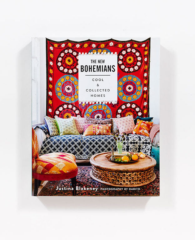 New Bohemians Cool & Collected Homes by Justina Blakeney